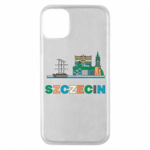 Etui na iPhone 11 Pro Miasto Szczecin