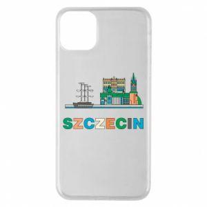 Etui na iPhone 11 Pro Max Miasto Szczecin