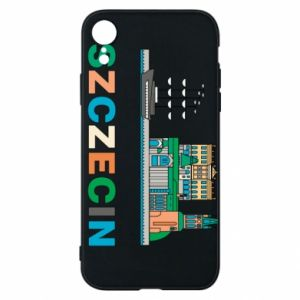 iPhone XR Case City Szczecin 2