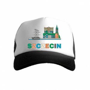Kid's Trucker Hat City Szczecin 2