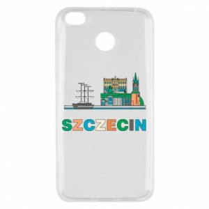 Etui na Xiaomi Redmi 4X Miasto Szczecin