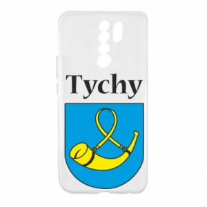Xiaomi Redmi 9 Case City Tychy with the emblem