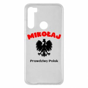 Phone case for Samsung J3 2016 Nicholas is a real Pole - PrintSalon