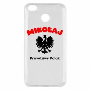 Phone case for Samsung J5 2017 Nicholas is a real Pole - PrintSalon