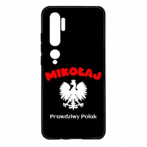 Phone case for Samsung J6 Nicholas is a real Pole - PrintSalon