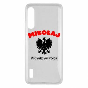 Phone case for Samsung A5 2017 Nicholas is a real Pole - PrintSalon