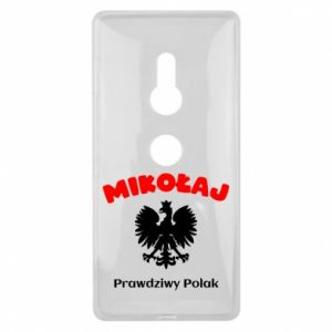 Phone case for Samsung J6 Plus 2018 Nicholas is a real Pole - PrintSalon