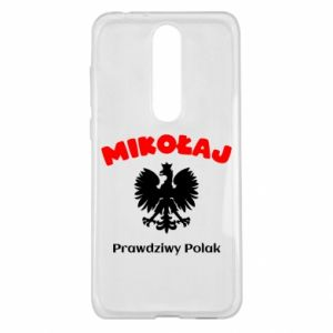 Phone case for Samsung S10+ Nicholas is a real Pole - PrintSalon