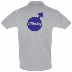Koszulka Polo Mikołaj