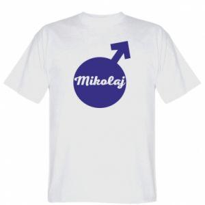 T-shirt Nicholas