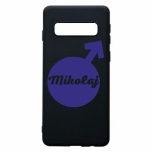 Phone case for Samsung S10 Nicholas