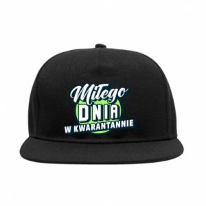 SnapBack Have a nice day in quarantine