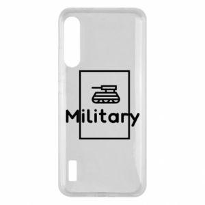 Etui na Xiaomi Mi A3 Military with a tank