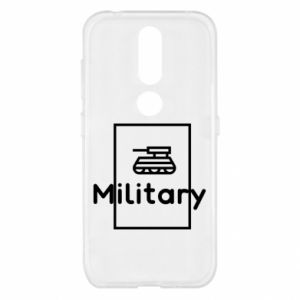 Nokia 4.2 Case Military with a tank