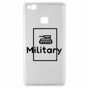 Huawei P9 Lite Case Military with a tank