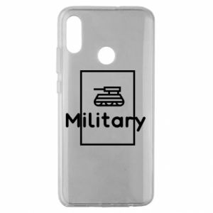Huawei Honor 10 Lite Case Military with a tank