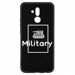 Huawei Mate 20Lite Case Military with a tank