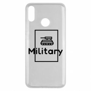 Huawei Y9 2019 Case Military with a tank