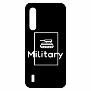 Xiaomi Mi9 Lite Case Military with a tank