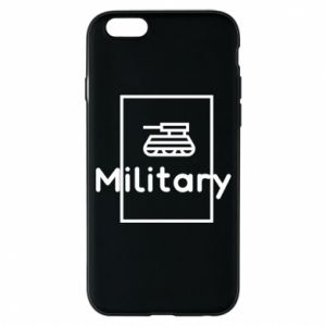 iPhone 6/6S Case Military with a tank