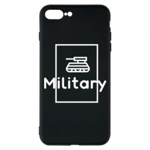 iPhone 7 Plus case Military with a tank