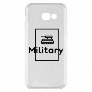 Samsung A5 2017 Case Military with a tank