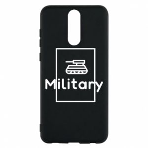 Huawei Mate 10 Lite Case Military with a tank
