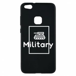 Huawei P10 Lite Case Military with a tank