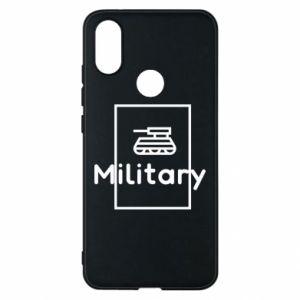 Etui na Xiaomi Mi A2 Military with a tank
