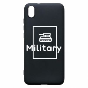 Xiaomi Redmi 7A Case Military with a tank
