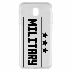 Samsung J7 2017 Case Military with stars