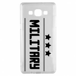 Samsung A5 2015 Case Military with stars
