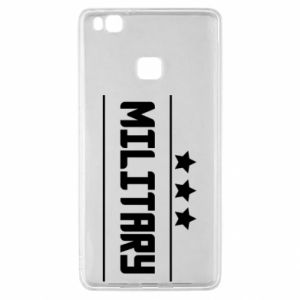 Huawei P9 Lite Case Military with stars