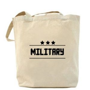 Bag Military with stars