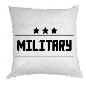 Pillow Military with stars