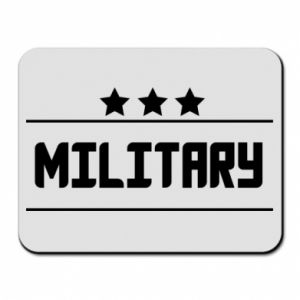 Mouse pad Military with stars