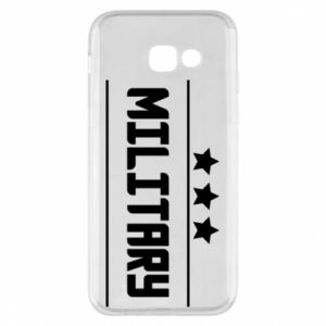 Samsung A5 2017 Case Military with stars
