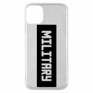 Etui na iPhone 11 Pro Military