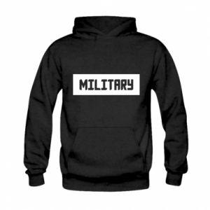 Kid's hoodie Military