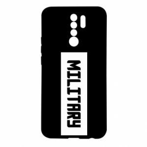 Xiaomi Redmi 9 Case Military