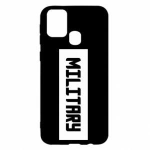 Samsung M31 Case Military