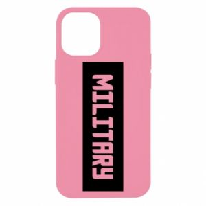 iPhone 12 Mini Case Military