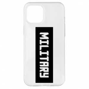iPhone 12 Pro Max Case Military