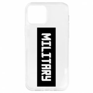 iPhone 12/12 Pro Case Military