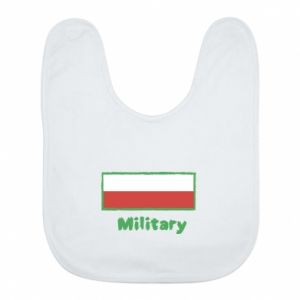 Bib Military and the flag of Poland
