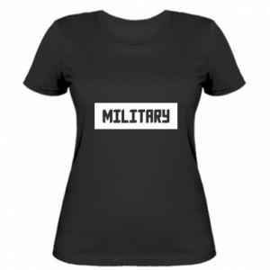 Women's t-shirt Military