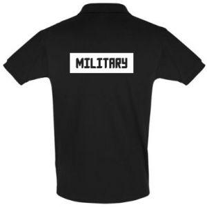 Koszulka Polo Military