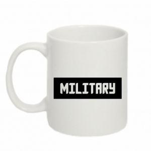 Kubek 330ml Military