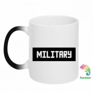 Chameleon mugs Military