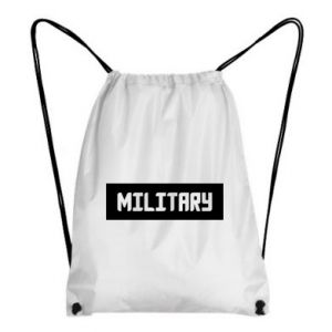 Plecak-worek Military